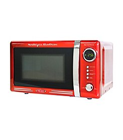 Nostalgia Electrics® Retro Series Microwave