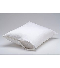 Sealy® Cotton Touch Zippered 2-pk. Pillow Encasements