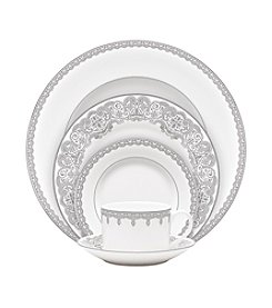 Waterford® Lismore Lace Platinum Formal 5-pc. Place Setting