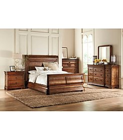 Universal Furniture® New Lou Cognac Bedroom Collection