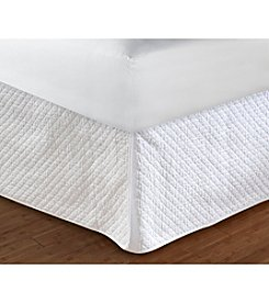 Greenland Home® Quilted Diamond Bed Skirt