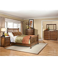 Intercon Oak Park Bedroom Collection
