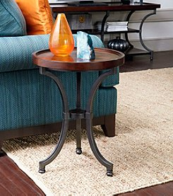Hammary® Barrow Road Chair Side Table