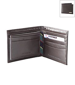 Tommy Hilfiger® Men's Bifold Passcase Leather Wallet
