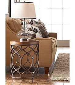 Hammary® Accents Round Lamp Table