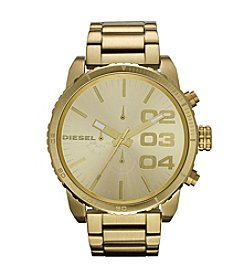 Diesel Goldtone Franchise 51 Watch