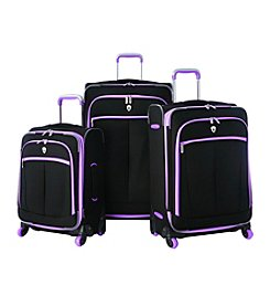 Olympia Evansville 3-pc. Luggage Set