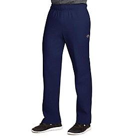 Champion® Men's Open Bottom Jersey Athletic Pants