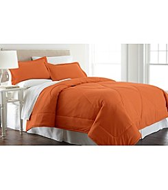 Shavel Home Products Micro Flannel® Solid Comforter Set