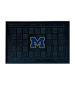 NCAA® University of Michigan Medallion Door Mat