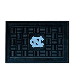 NCAA® University Of North Carolina Medallion Door Mat