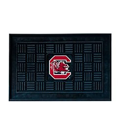 NCAA® University of South Carolina Medallion Door Mat