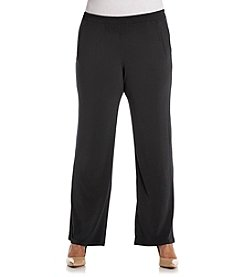 MICHAEL Michael Kors® Plus Size Wide Leg Pants