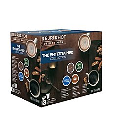 Keurig® The Entertainer 48-pk. Variety Box of K-Cups®