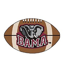 NCAA® University Of Alabama Football Mat