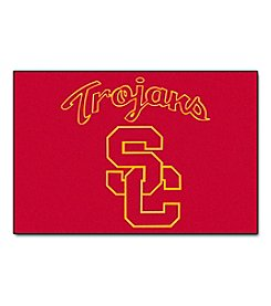 University of Southern California FANMATS® Football Starter Mat