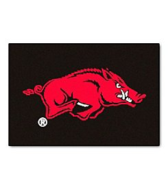 NCAA® University Of Arkansas Football Starter Mat