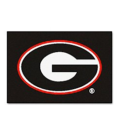 NCAA® University Of Georgia Football Starter Mat