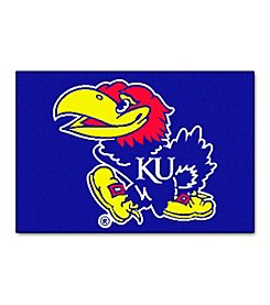 NCAA® University Of Kansas Football Starter Mat