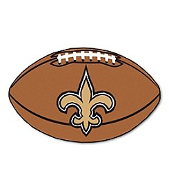 NFL® New Orleans Saints Football Mat