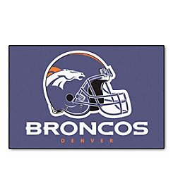 NFL® Denver Broncos Football Starter Mat