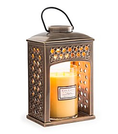 Candle Warmers Etc. Weave Ceramic Candle Warmer Lantern