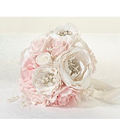 Lillian Rose® Chic and Shabby Blush Bouquet