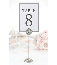 Lillian Rose® Set of Four Jeweled Table Markers