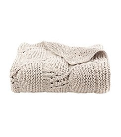 Tommy Hilfiger® Bar Harbor Taupe Throw
