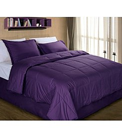 Cotton Loft All Natural Down-Alternative Comforter