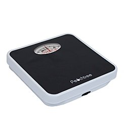 American Weigh Scales® Peachtree Mechanical Scale with Rubber Mat