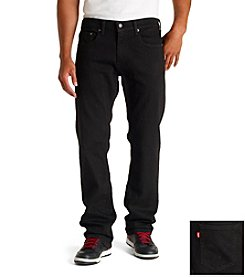 Levi's® Men's Black 559™ Relaxed Straight Fit Jeans