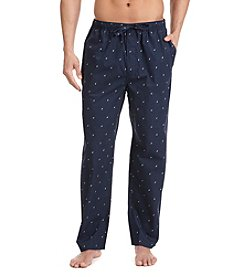 Nautica® Men's Navy 'J-Class' Woven Pants