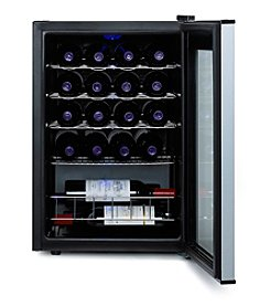 Wine Enthusiast 20-Bottle Evolution Series Wine Refrigerator