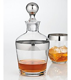 Wine Enthusiast Madison Avenue Whiskey Decanter