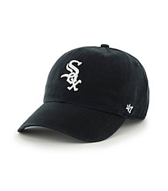 '47 Brand Men's Chicago White Sox 'Clean Up' Adjustable Team Hat