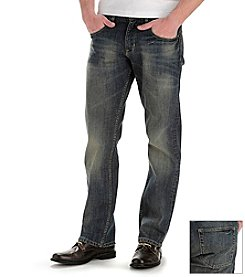 Lee® Men's Santiago Blue Big & Tall Relaxed-Fit Jeans