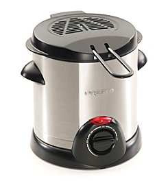Presto® Stainless Steel Deep Fryer