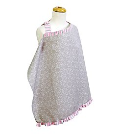 Trend Lab Lily Nursing Cover