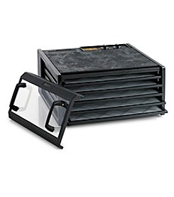 Excalibur 5-Tray Black Food Dehydator with Timer