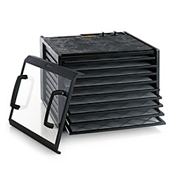 Excalibur 9-Tray Black Food Dehydrator with Timer