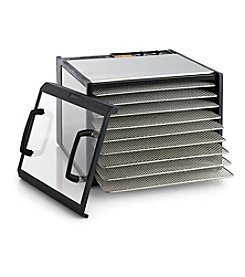 Excalibur 9-Tray Stainless Steel Food Dehydrator with Timer
