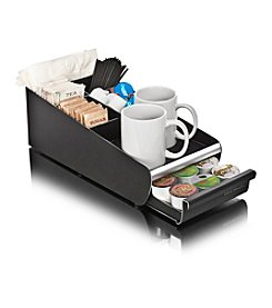 Mind Reader Coffee Condiment Organizer and K-Cup Drawer