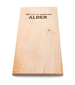 Charcoal Companion® Alder Wood Grilling Plank