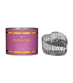 Waterford® Giftology Heart Paperweight