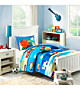 Mi Zone Kids Totally Transit Bedding Collection