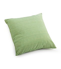 Zuo Modern Lime Mix Thread Outdoor Pillow