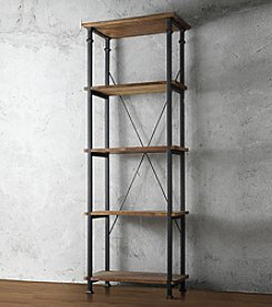Home Interior Patton Tall Bookshelf