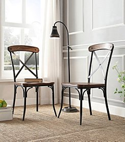 Home Interior Set of 2 Ortega Side Chairs