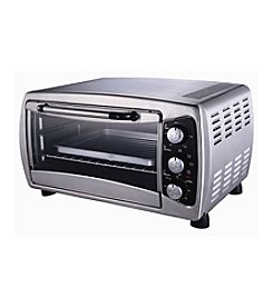 Sunpentown® Stainless Steel Countertop Convection Oven